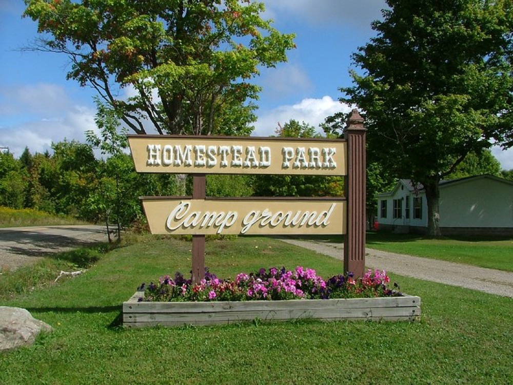 Homestead Park Campground - Frewsburg, NY - Campgrounds