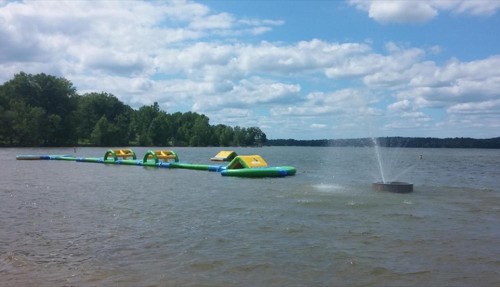 Seneca Marina Point Campground Gate - Senecaville, OH ...