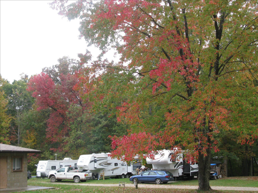 Shadow Lake RV Park and Campground - Woodsfield, OH - Campgrounds