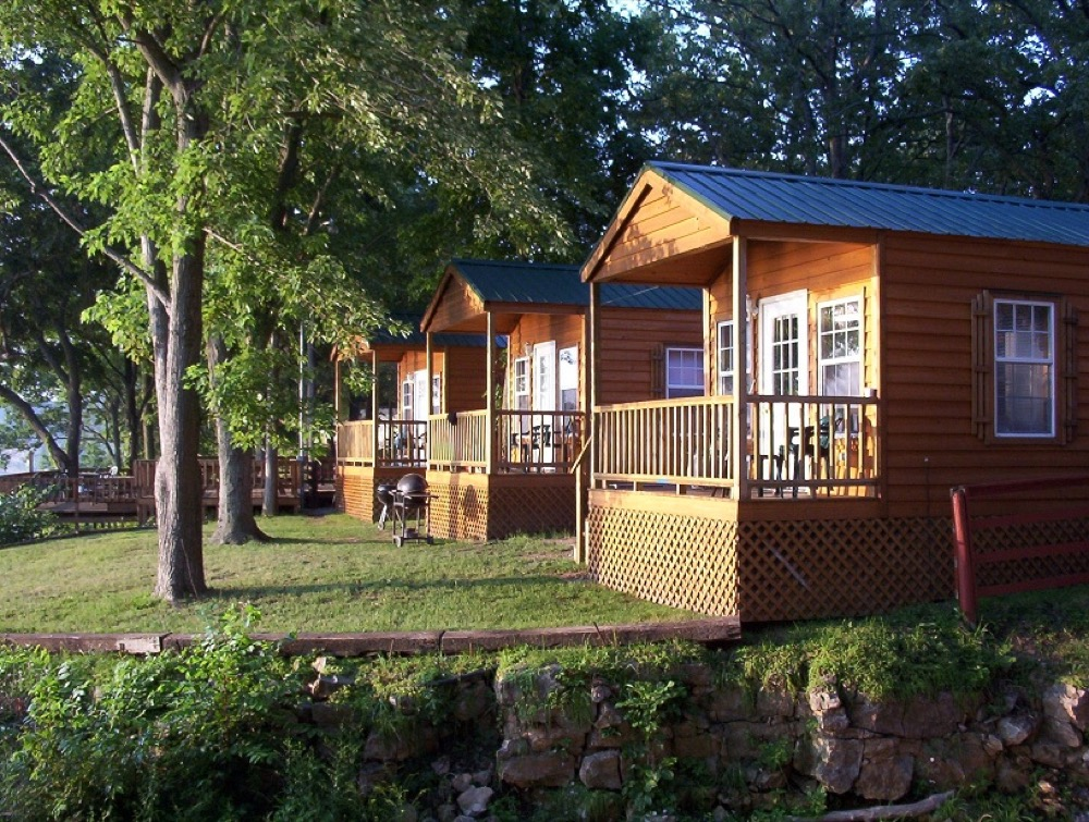 Lee S Grand Lake Resort Amp Marina Grove Ok Campgrounds