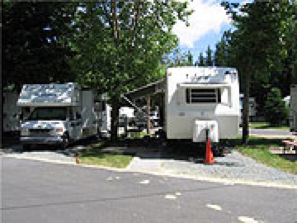 Chinook Winds Rv Park Grants Pass Or Campgrounds