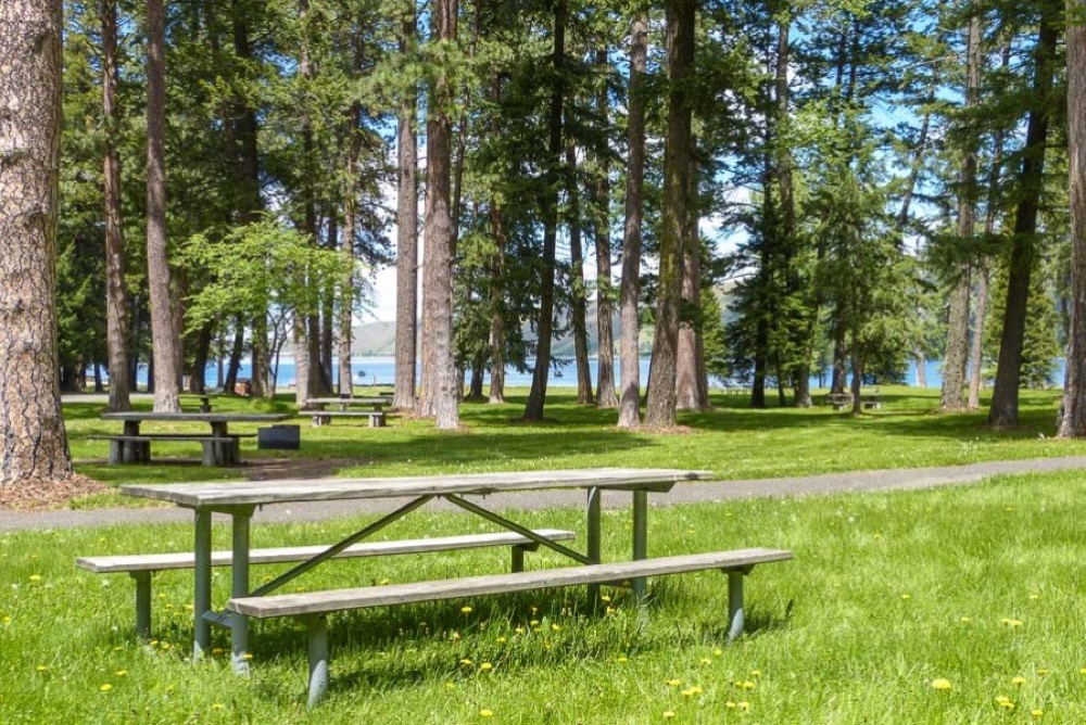 Scenic Meadows RV & Tent Park - Joseph, OR - Campgrounds