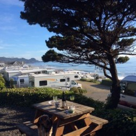 Campgrounds In Lincoln Beach Oregon Camp Native