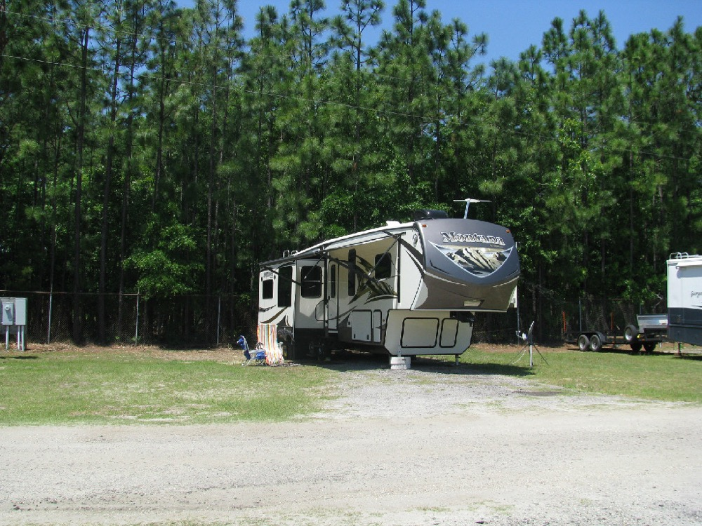 Johnson S Marina Campground Georgetown Sc Campgrounds
