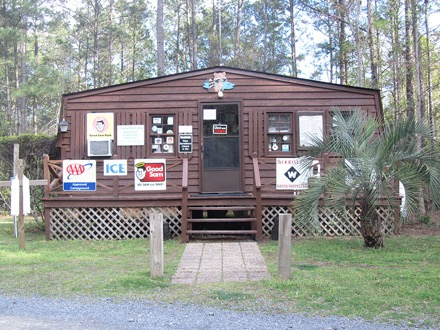 Campgrounds In Yemassee South Carolina Camp Native