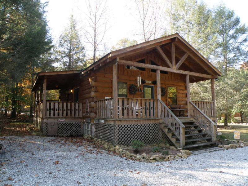 Mountain Romance - Cosby, TN - Campgrounds