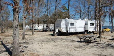 Lighthouse Pointe Campground Manning Sc Campgrounds