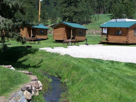Trout Haven Resort Amp Campground Deadwood Sd Campgrounds