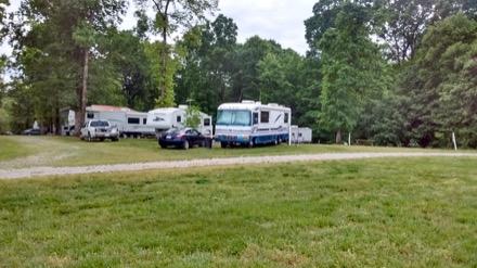 Cedar Point Camp Ground - Manchester, TN - Campgrounds